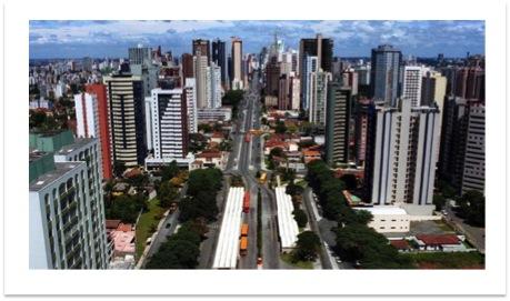 Curitiba avenida 2